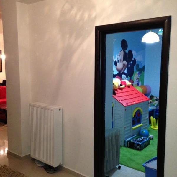 Ανακαίνιση παιδικού δωμάτιου